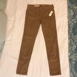 Anthropologie Pilcro Corduroy Jeans